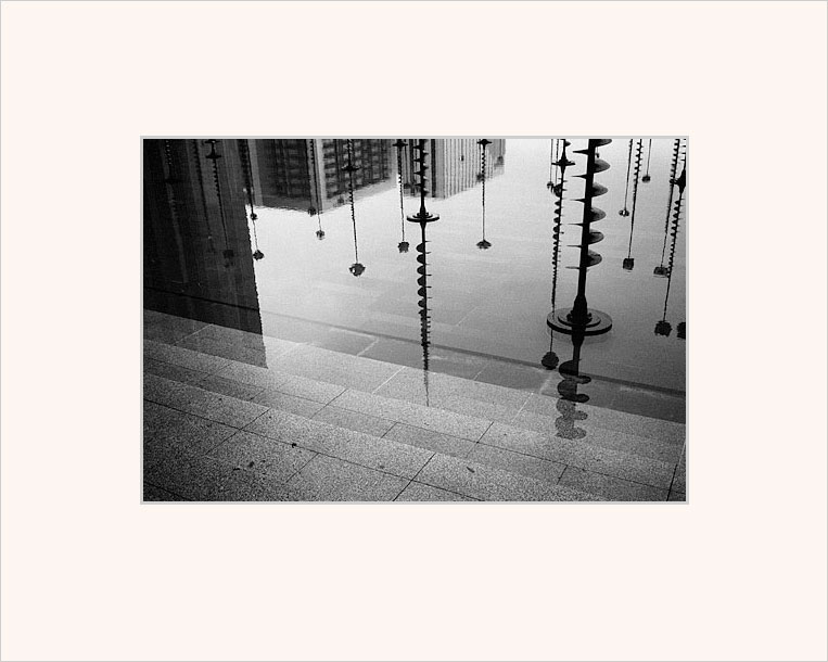 Kevin_Paine_Copperthorns_gelatin_silver_Reflecting_Pond